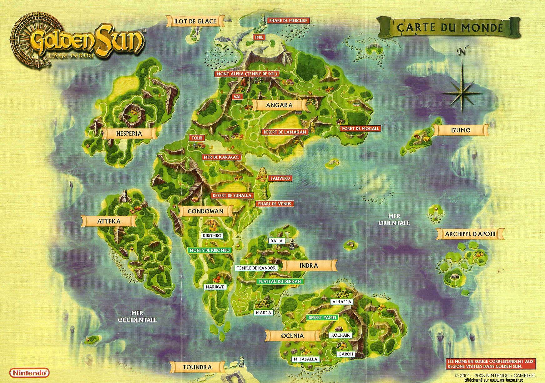Beautiful video game world maps kotaku australia gumiabroncs Image collections