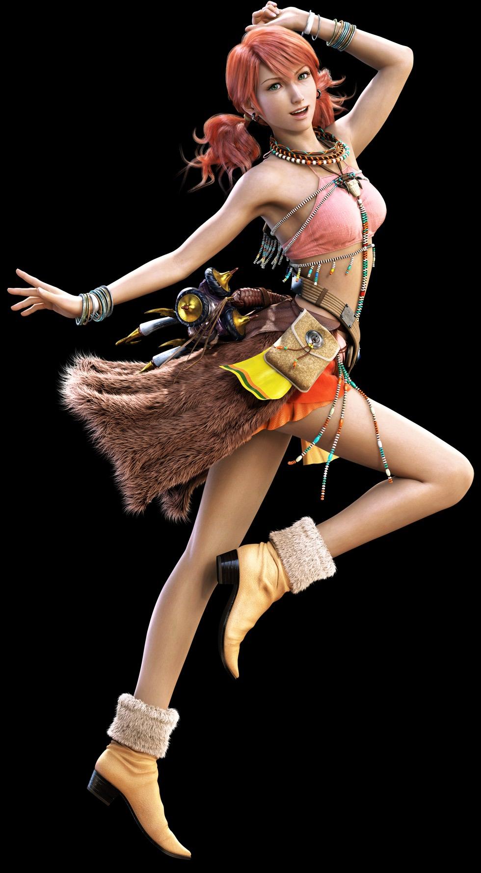 Final Fantasy XIII Oerba_Dia_Vanille
